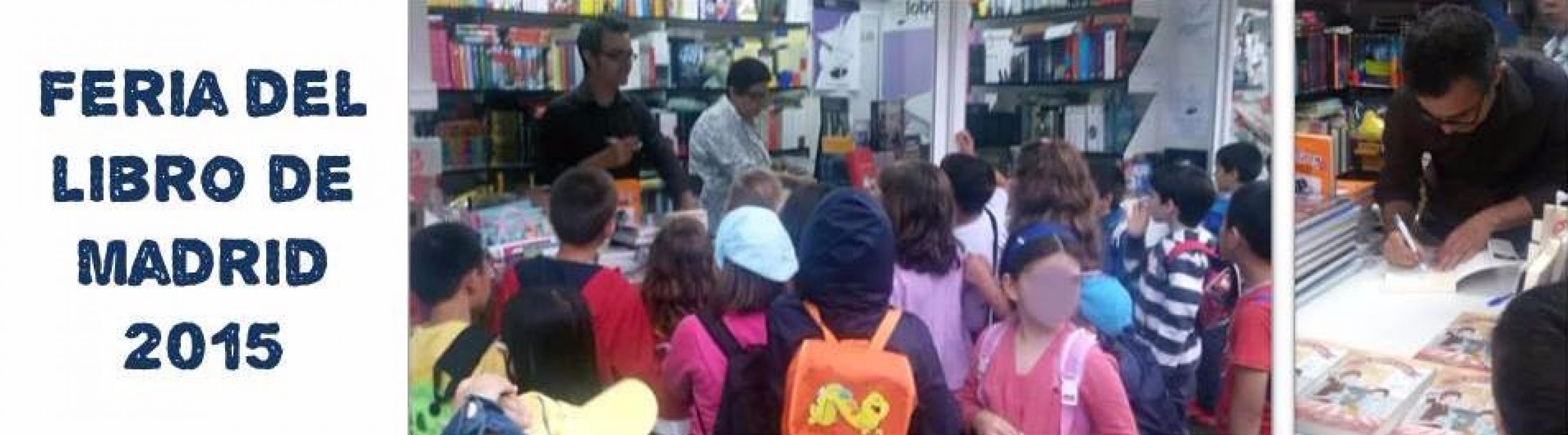 Cabecera Feria del libro